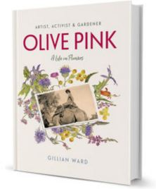 Cover of book Olive Pink activist, artist and gardener